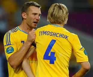 Тимощук заявил о завершении карьеры в сборной Украины - Цензор.НЕТ 4572