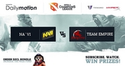 Фото Полуфинал D2CL: Natus Vincere против Team Empire