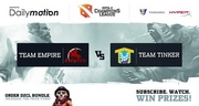 Фото Финал лузеров D2CL: Team Empire против Team Tinker