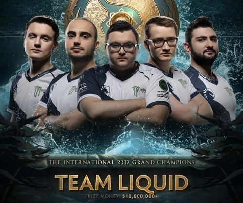 Team Liquid -