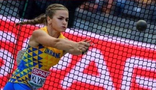 Ірина Климець встановила кращий результат сезону з метання молоту