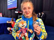 Борчиня Оксана Чудик - віце-чемпіонка ЮОІ-2018