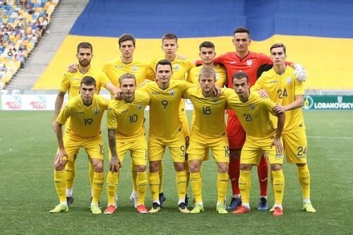 Сборная Украины U-21 стала победителем Мемориала Лобановского 2019