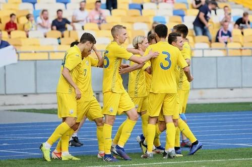 Украина U-21 – Израиль U-21 – 1:0. Видео гола и обзор матча