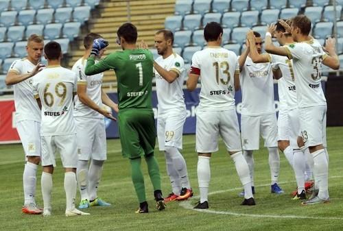 Колос – Черноморец – 2:0. Видео голов и обзор матча