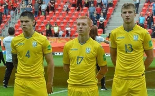 Украина U-20 – Италия U-20 – 1:0. Текстовая трансляция матча