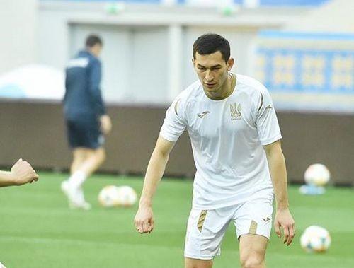 Степаненко получил рассечение в матче с Люксембургом