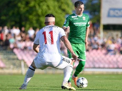 Волынь получила техническое поражение за матч с Карпатами