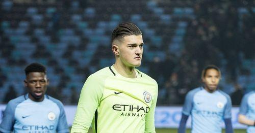 Манчестер Сити готов отдать Мурича в аренду