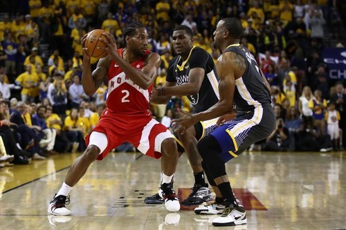 Лучшие моменты Кавая Ленарда в финале НБА