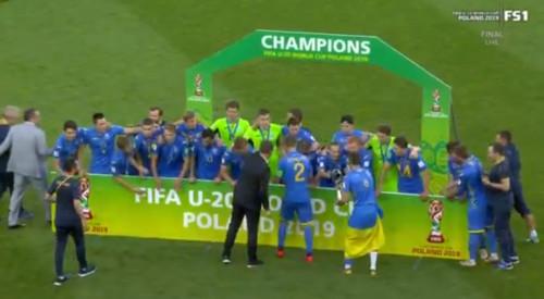 Україна U-20 – Південна Корея U-20 – 3:1. Відео голів та огляд матчу