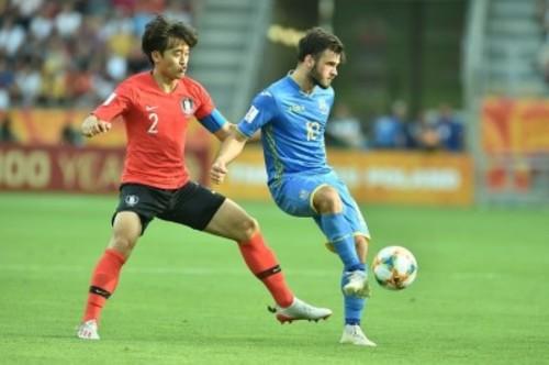 Булеца получил Серебряный мяч по итогам ЧМ-2019 U-20