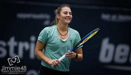 Марта Костюк попала в список участниц основной сетки 100-тысячника ITF