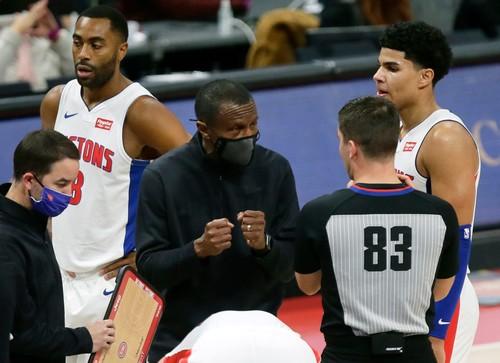 Тренер Детройта: «Михайлюк разогнал нашу атаку»