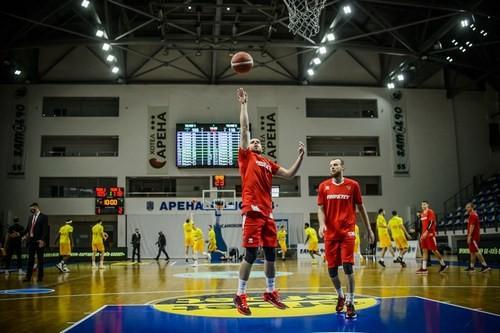 Киев-Баскет – Прометей. Текстовая трансляция матча