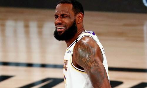 Леброн Джеймс является самым медленным игроком в этом сезоне НБА