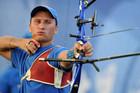 Перед Олимпиадой лучники тренируются по 5-6 часов в день