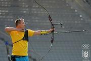 Украинские лучники пробились в финал Европейских игр