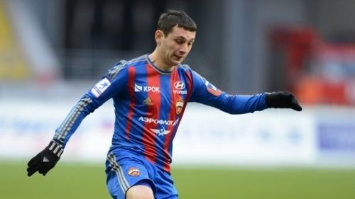 ЦСКА уверенно вышел в 1/4 финала Кубка России