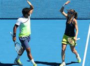 Хингис и Паес выиграли Australian Open в миксте