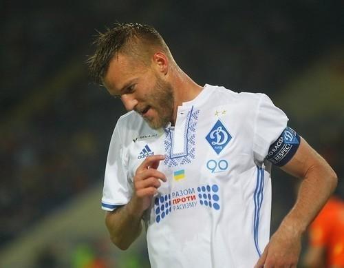 Ярмоленко забил 98-й и 99-й мячи за Динамо в УПЛ