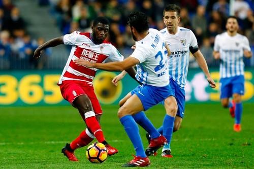 Малага — Гранада — 1:1. Видеообзор матча