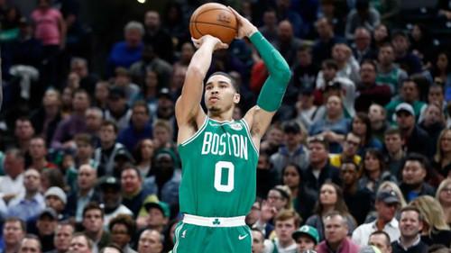 Новичок Бостона установил рекорд НБА