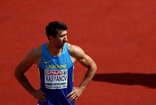 Бирмингем-2018. Касьянов из-за травмы снялся с ЧМ по легкой атлетике